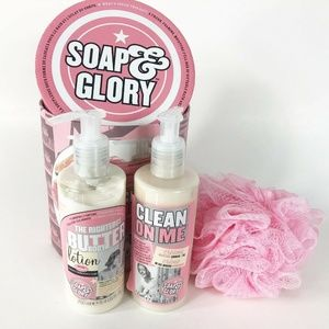 Soap & Glory Birthday Box Righteous Body Butter